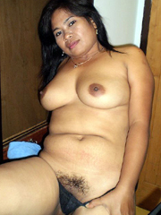 Real mature latina twat and boobs on..