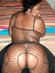 Naked black housewife, private and..