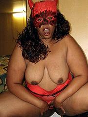 Amateur sex photos nude fat ebony babe