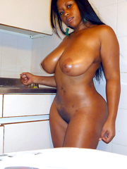 Homemade private pics of cute ebony foxes