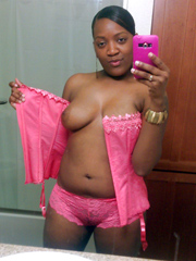 Ebony wives naked selfies