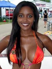 Picture collection of a curvy black..